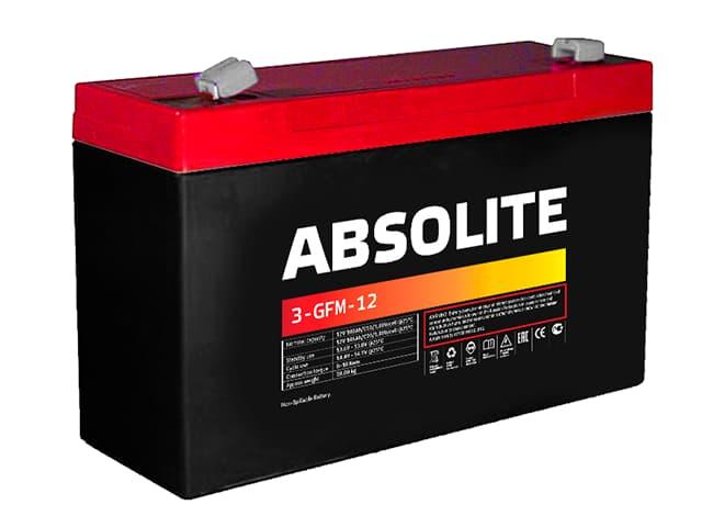 Absolite 3-GFM-12