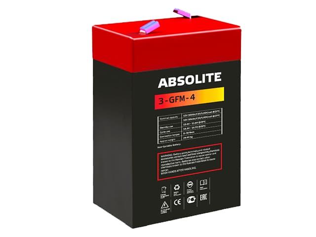 Absolite 3-GFM-4