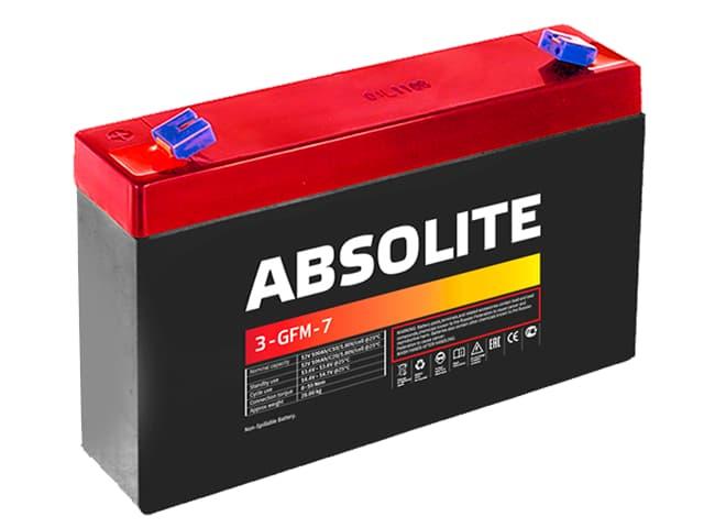 Absolite 3-GFM-7