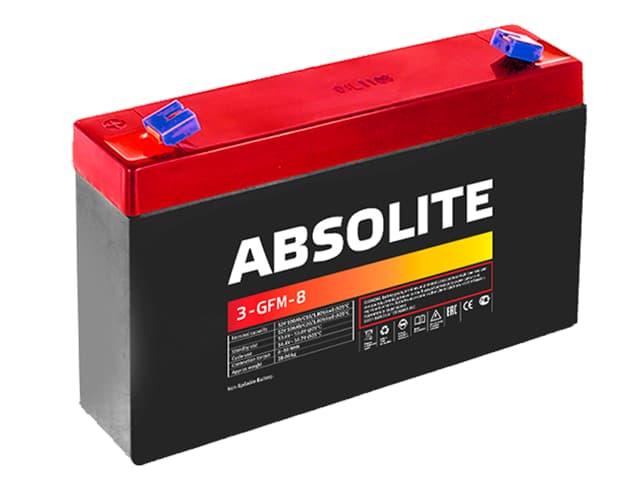 Absolite 3-GFM-8