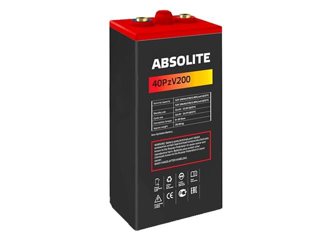 Absolite 4OPzV200