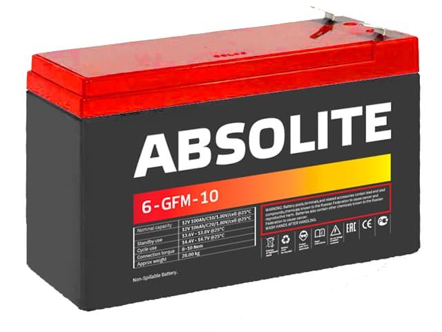 Absolite 6-GFM-10