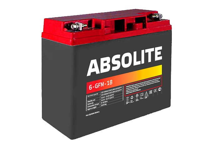 Absolite 6-GFM-18