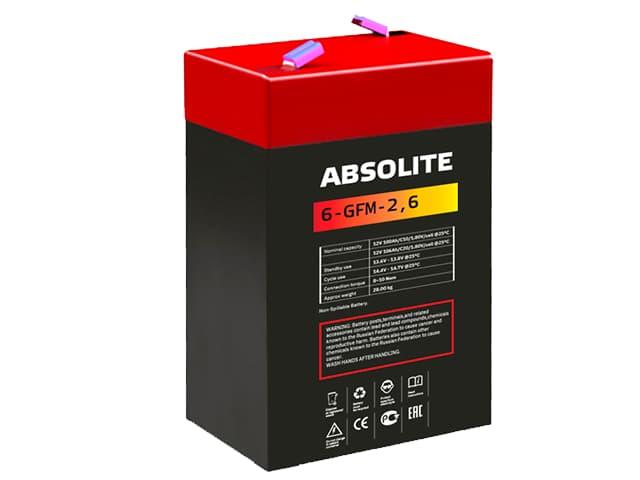 Absolite 6-GFM-2,6