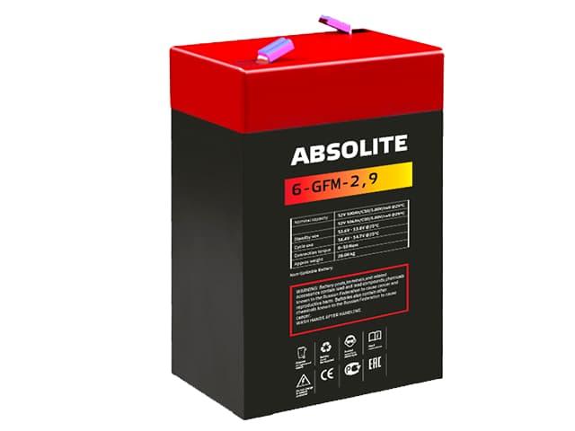 Absolite 6-GFM-2,9