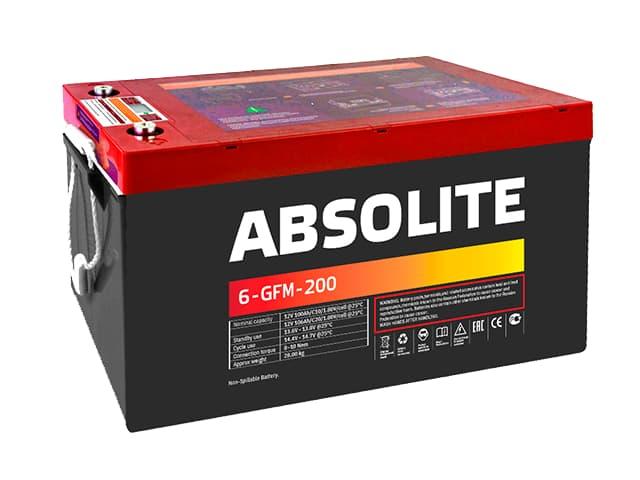 Absolite 6-GFM-200