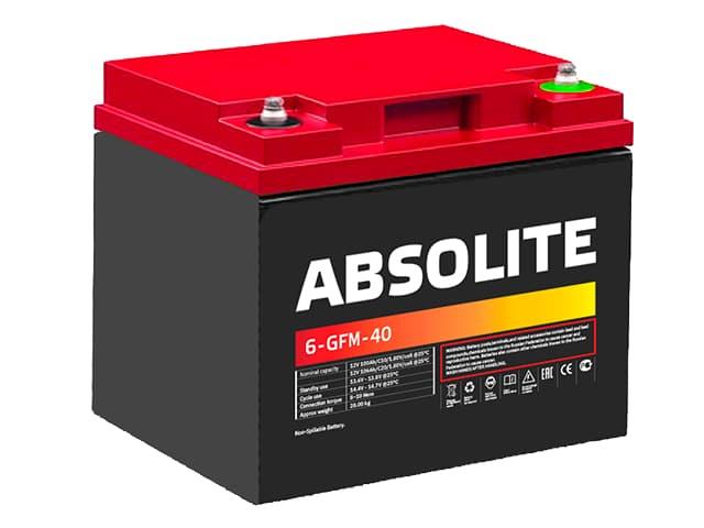 Absolite 6-GFM-40