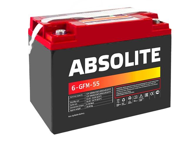 Absolite 6-GFM-55