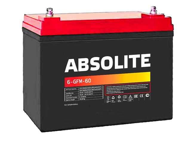 Absolite 6-GFM-60