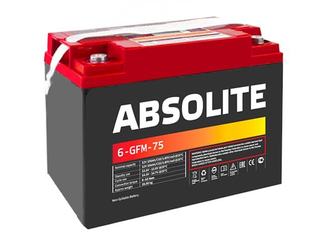 Absolite 6-GFM-75