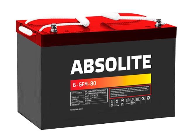 Absolite 6-GFM-80