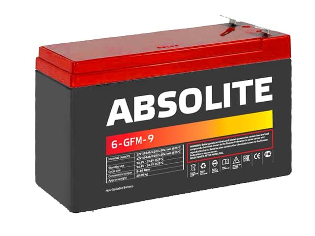 Absolite 6-GFM-9