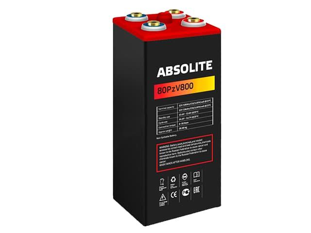 Absolite 8OPzV800