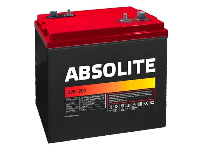Absolite EV6-200