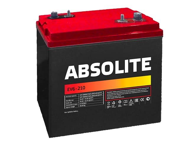 Absolite EV6-210
