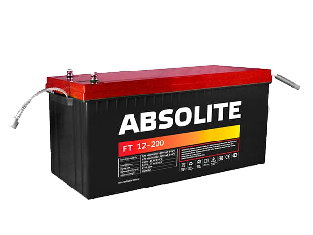 Absolite FT 12-200