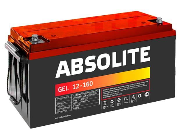 Absolite GEL 12-160