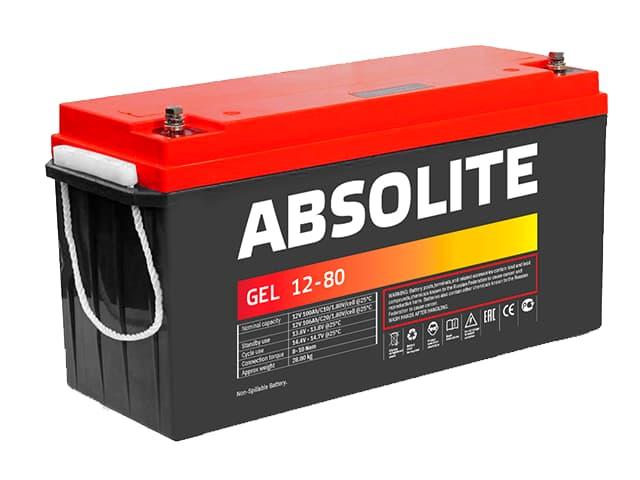 Absolite GEL 12-80