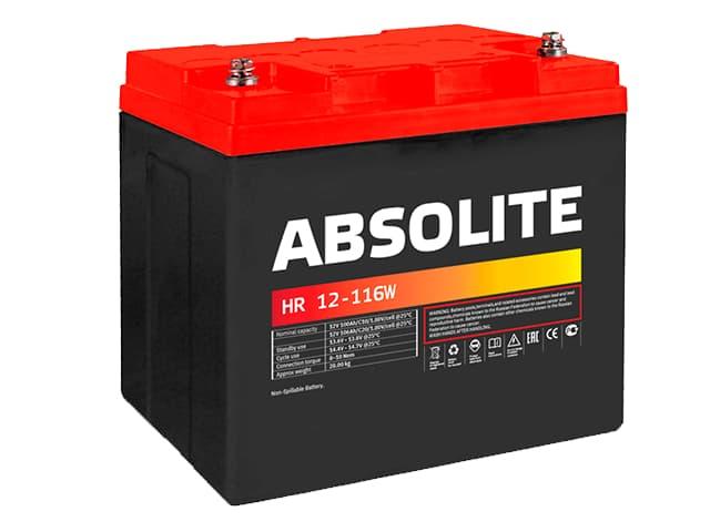 Absolite HR 12-116W