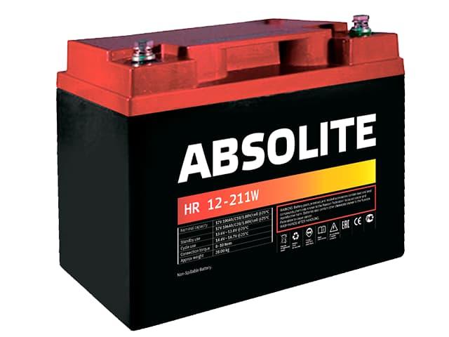 Absolite HR 12-211W