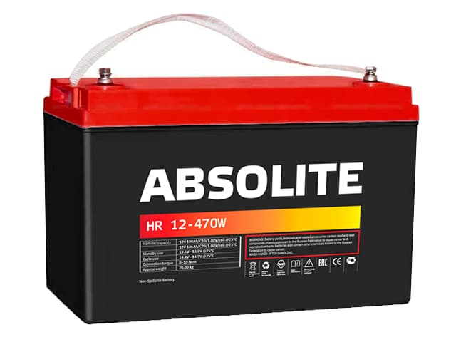 Absolite HR 12-470W