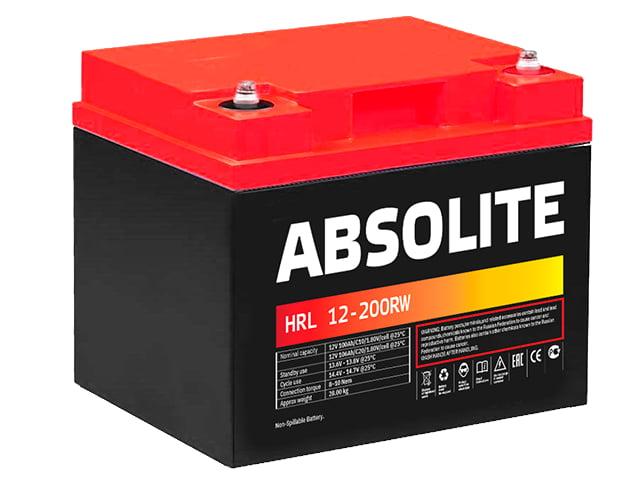 Absolite HRL 12-200RW