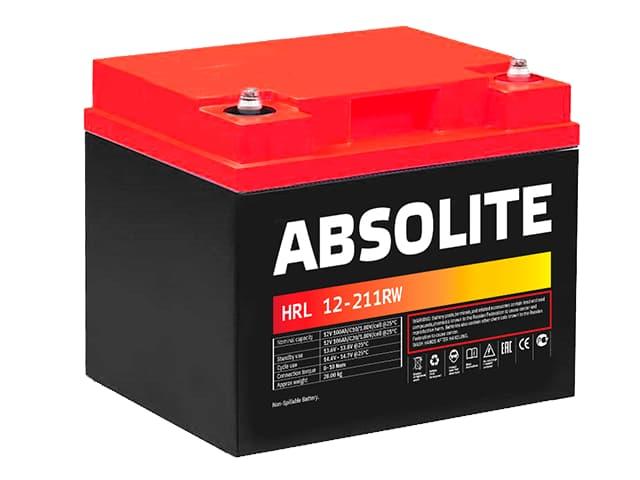 Absolite HRL 12-211RW