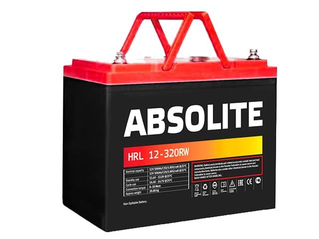 Absolite HRL 12-320RW