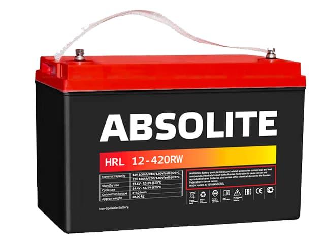 Absolite HRL 12-420RW